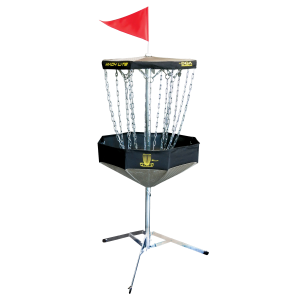 DGA Mach Lite Portable Disc Golf Basket