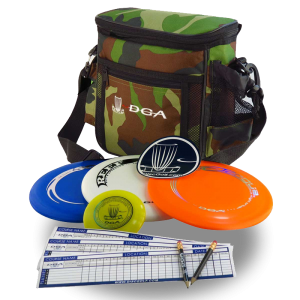 DGA Complete Disc Golf Starter Set