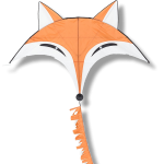 HQ Flying Creature - Fox