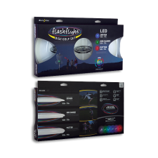 Flashflight® LED Disc Golf Set